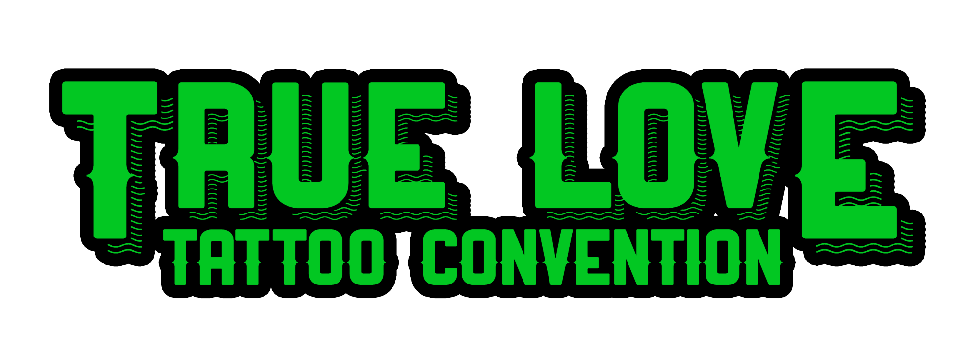 True love Tattoo Convention logo